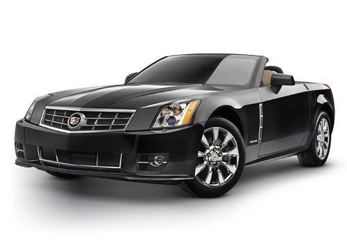Cadillac revisite son roadster XLR-V