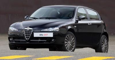 Dernière ligne droite pour l'Alfa 147