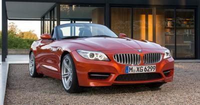 Nouvelle motorisation pour la BMW Z4
