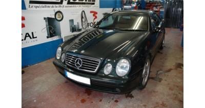 Mercedes CLK 55 AMG Hifimobile