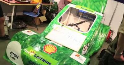 Immersion au Shell Eco-Marathon 2014