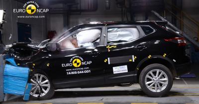 Les modèles les mieux notés par EuroNcap en 2014