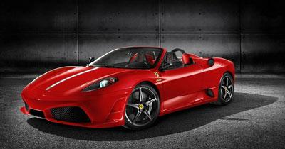 Ferrari F430 16M Scuderia Spider : vent de folie