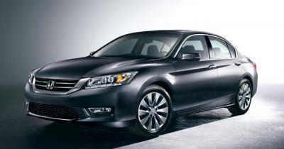 Nouvelle Honda Accord berline et coupé : premières photos