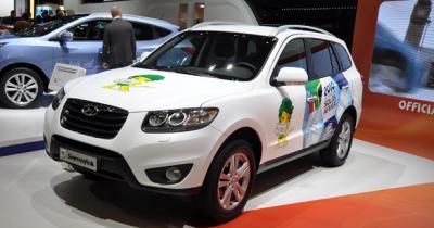 Hyundai Santa Fe : discrète mise à jour