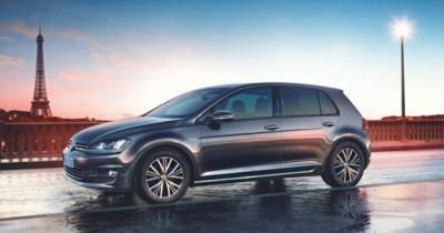Volkswagen Polo et Golf Allstar: bonus technologique