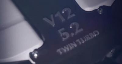 La nouvelle Aston Martin donne de la voix