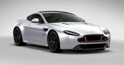 Aston Martin V8 Vantage S Blades Edition: seulement cinq exemplaires