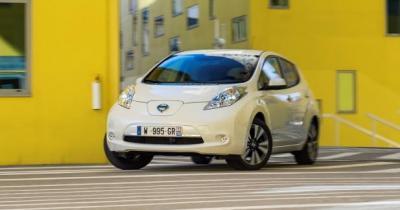 Nissan offre la borne de recharge à domicile pour l'achat d'une Leaf