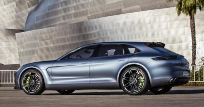 La future Porsche Panamera aura une version break