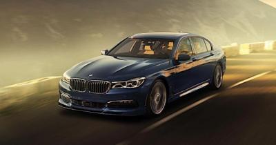 BMW Alpina B7: la M7, c'est elle