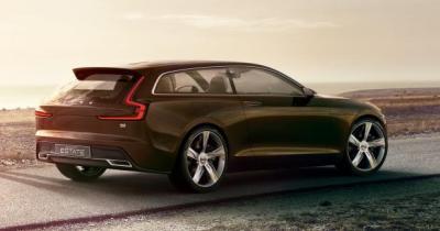 Volvo V90: rendez-vous la semaine prochaine