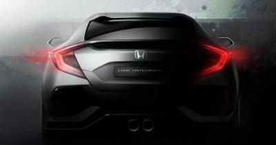Première image pour la prochaine Honda Civic