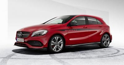 Un nouveau pack AMG pour la Mercedes Classe A