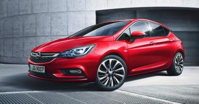 La nouvelle Opel Astra sacrée « Voiture de l'année 2016 »