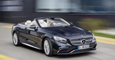 Mercedes-AMG S 65 Cabriolet : la plus chère des Mercedes actuelles