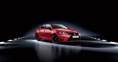 Lexus dévoile la CT 200h Sport Edition