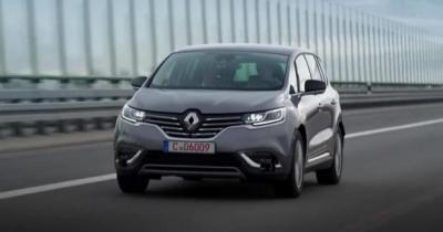 Le Renault Espace se fait autonome
