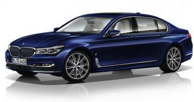 BMW Série 7 Individual ''The next 100 years'': tout un symbole