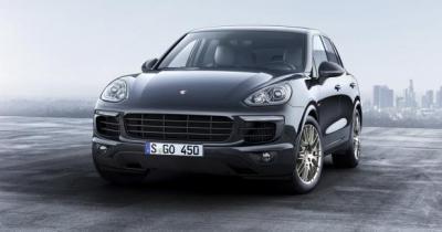 Porsche Cayenne Platinum Edition : une série limitée avant la retraite