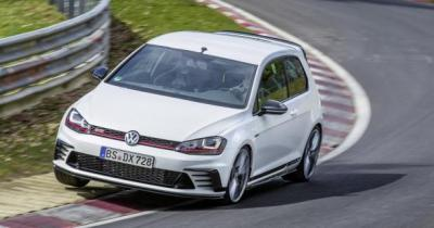 Volkswagen Golf GTI Clubsport S : machine à records