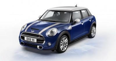Mini Seven : une série spéciale pour les Cooper S et SD