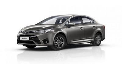 La Toyota Avensis met à jour ses technologies