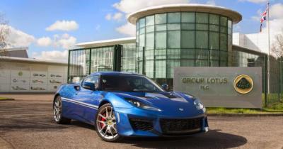 Lotus Evora 400 Hethel Edition: pour fêter les 50 ans de l'usine