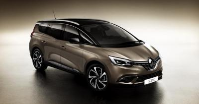 Nouveau Renault Grand Scénic : suite logique