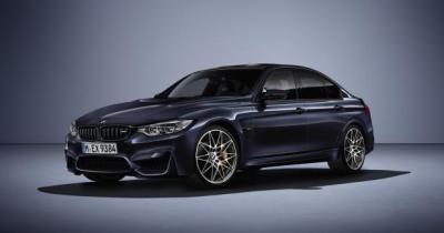 BMW M3 « 30 Jahre » : 450 ch pour un anniversaire