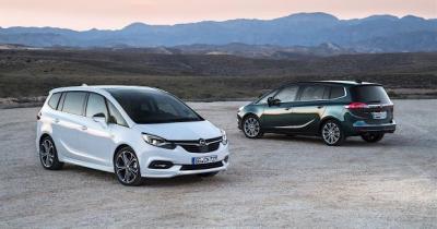 Opel Zafira restylé : assagi mais plus connecté