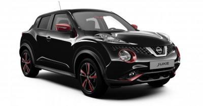 De nouvelles séries limitées pour les Nissan Juke et X-Trail