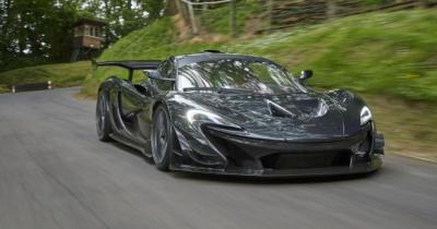 McLaren P1 LM : la GTR enfin utilisable sur route