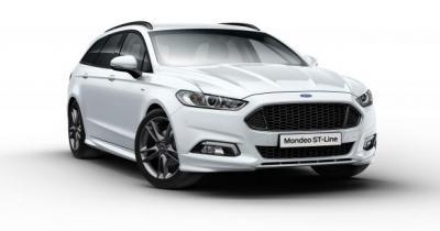 La Ford Mondeo s'offre une version ST Line