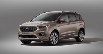 Ford dévoile le Kuga Vignale de série