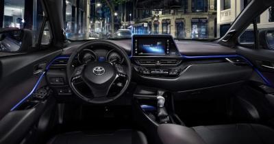 Toyota C-HR: bienvenue à bord