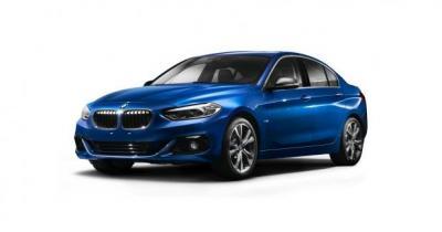 BMW officialise la Série 1 Berline pour la Chine