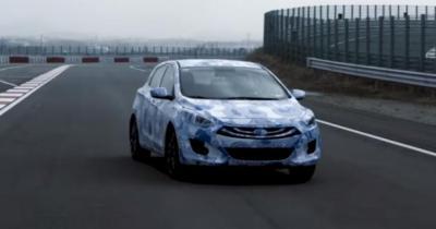 La Hyundai i30 N laisse entendre sa grosse voix