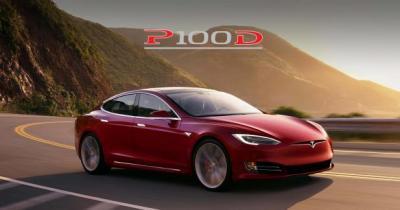 La Tesla Model S P100D débarque et devient la voiture la plus rapide du moment