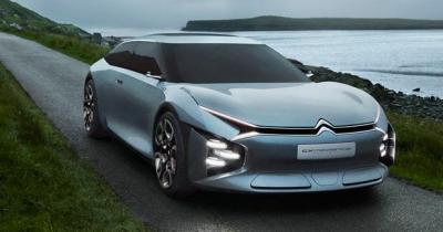 Citroën CXperience Concept: le luxe vu par la maison mère