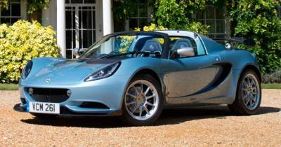 Lotus Elise 250 Special Edition: moins de 900 Kg