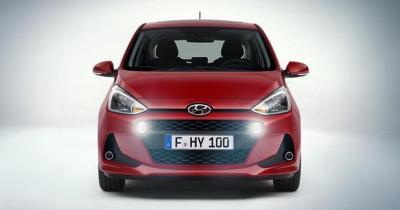 Hyundai i10 restylée: encore plus européenne