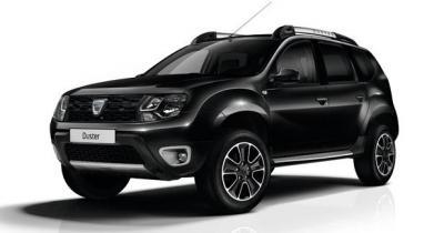 Dacia Duster Black Touch: sombre mais chic