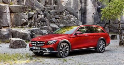 Mercedes Classe E All Terrain : étoile montante