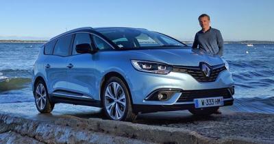 Essai Renault Grand Scénic : le fond et les formes
