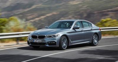 Nouvelle BMW Série 5 : les tarifs