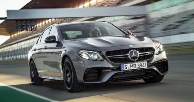 Nouvelle Mercedes-AMG E 63 : 612 ch, un mode Drift et 4Matic de série