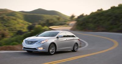 Hyundai Sonata : 5 millions d'unités vendues