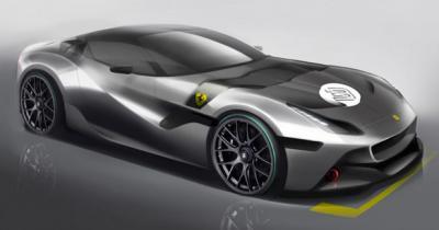 Ferrari SP Arya : un modèle unique en son genre