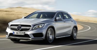 Mercedes au Salon de Detroit 2014